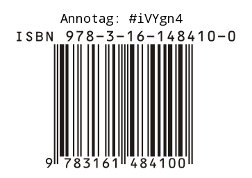 ISBN with an Annotag